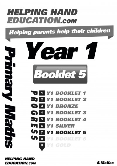 Year 1 Booklet 5 cover