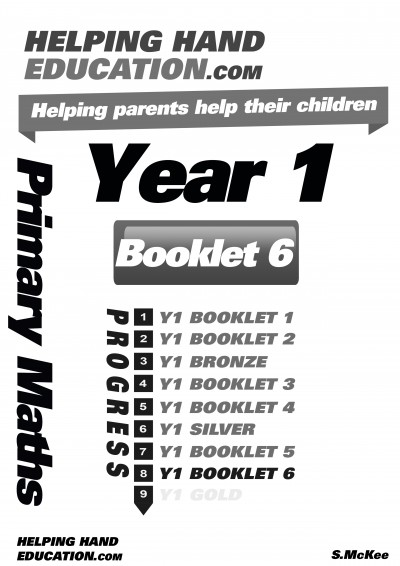 Year 1 Book 6 cover