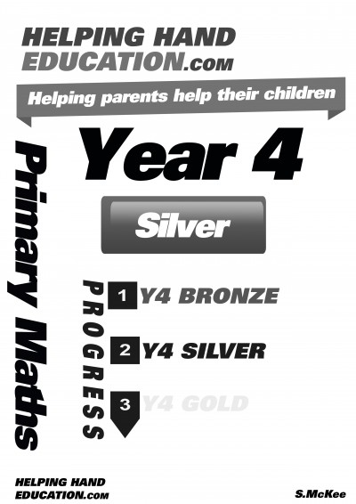 Year 4 Silver cover