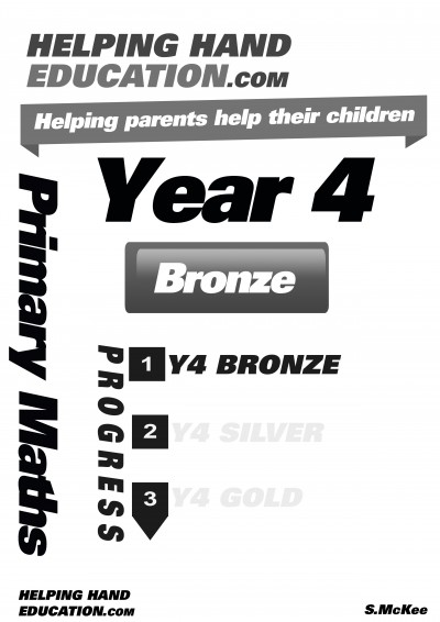 Year 4 bronze cover