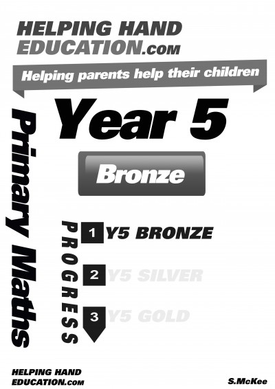 Year 5 Bronze cover