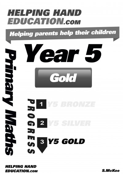 Year 5 Gold cover
