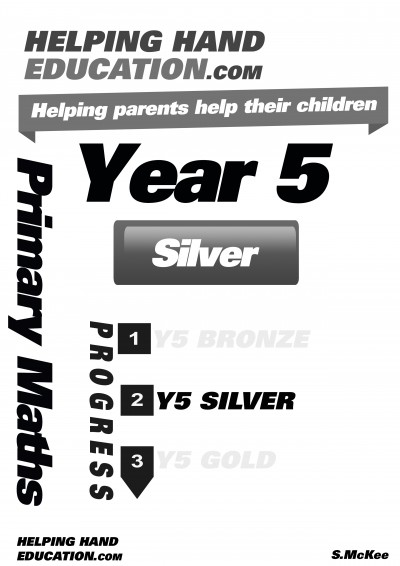 Year 5 Silver cover