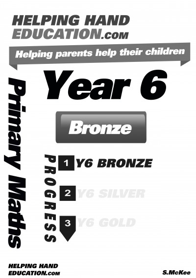 Year 6 bronze cover B+W