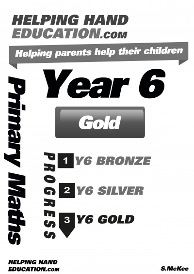Year 6 gold cover B+W